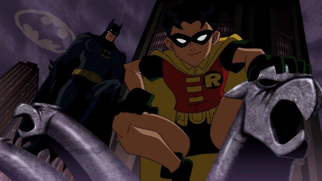 Шедевры анимации DC, о которых вы могли не слышать | Канобу - Изображение 2212