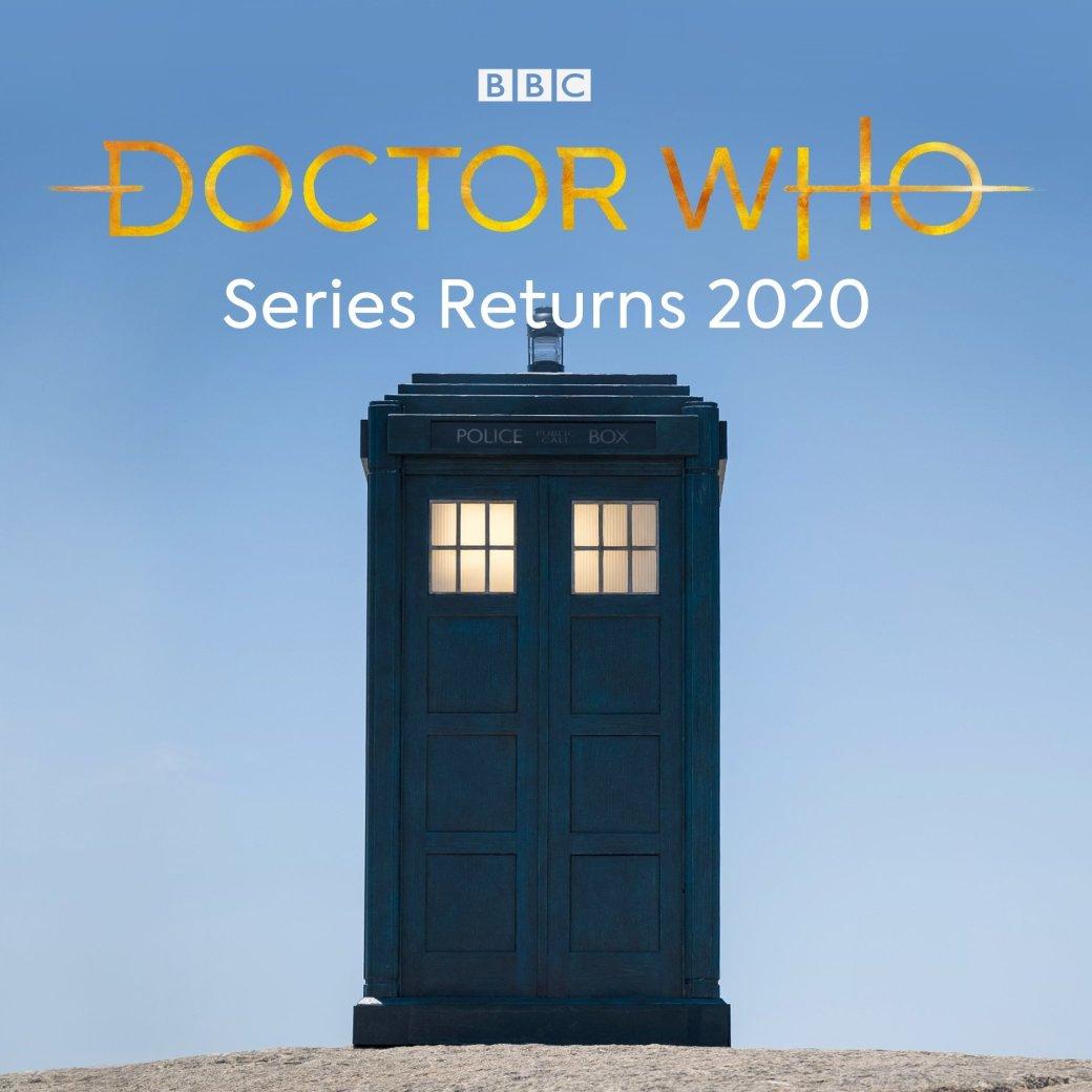 Фанатам «Доктора Кто» придется подождать 12 сезон. Зато новогодний спешл выйдет уже скоро! | Канобу - Изображение 10711