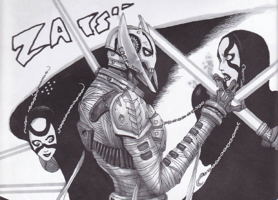 Самые странные инеобычные комиксы по«Звездным войнам»: отстимпанка доСредневековья. - Изображение 1