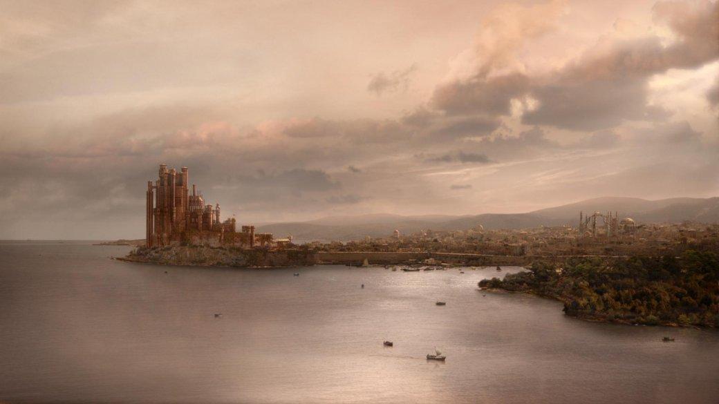 В 2ГИС появилась карта мира «Игры престолов» — фото, рейтинги и отзывы прилагаются!   Канобу - Изображение 1
