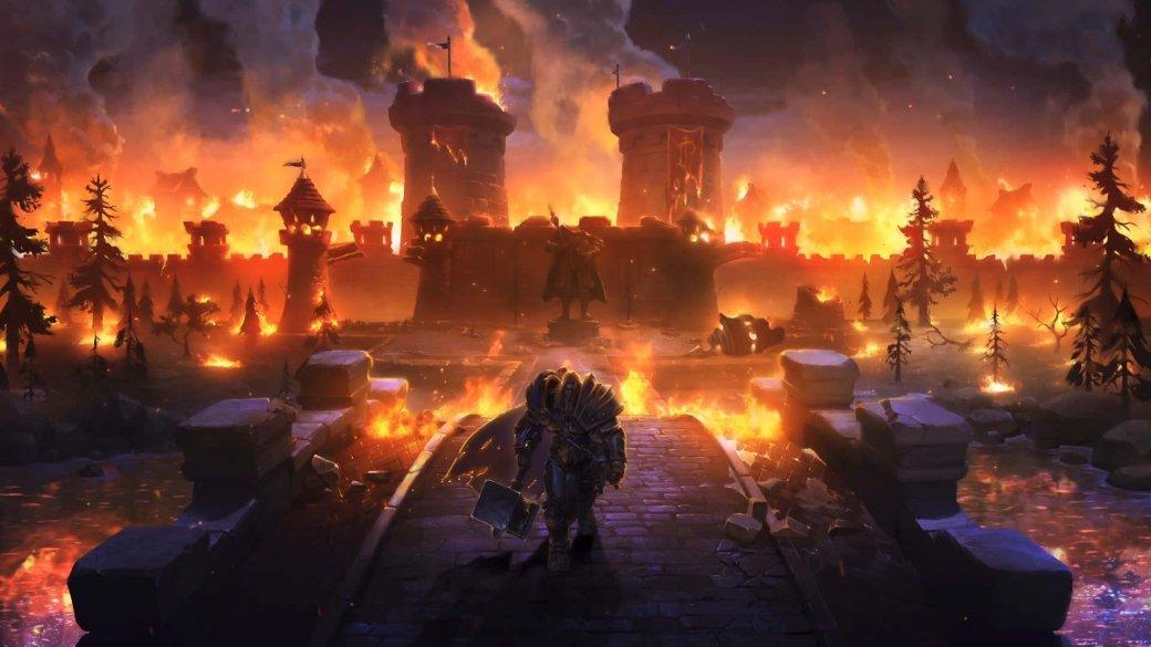 Мнение. Warcraft III гораздо лучше работает как RPG, чем стратегия | Канобу
