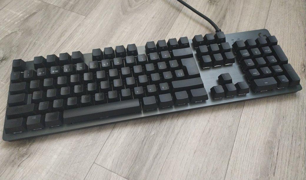 Обзор клавиатуры Logitech G512 Carbon— алюминиевый RGB-стиляга для геймеров | Канобу - Изображение 11536