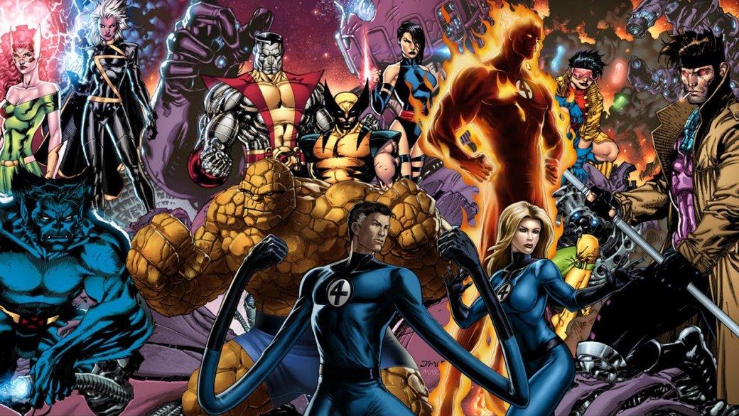 Marvel не хватало в предыдущих фильмах персонажей из «Людей Икс» и «Фантастической четверки»   Канобу - Изображение 4278
