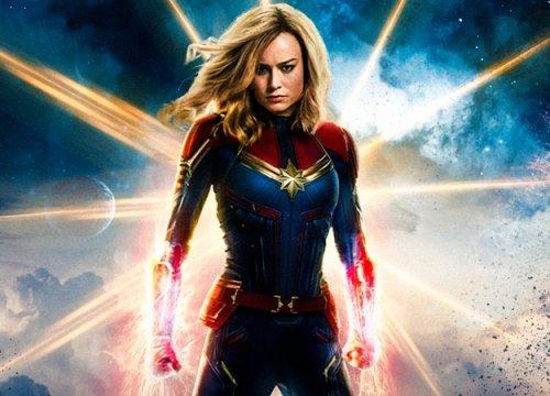 Рекламный ролик «Капитана Марвел» сСуперкубка еще раз подчеркивает крутость героини