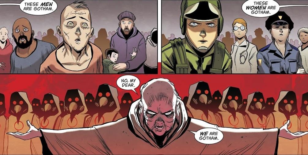 Суперфеминистки против боевых мужененавистниц. Как мужчин Готэма спасали отрадикалок   Канобу - Изображение 7790