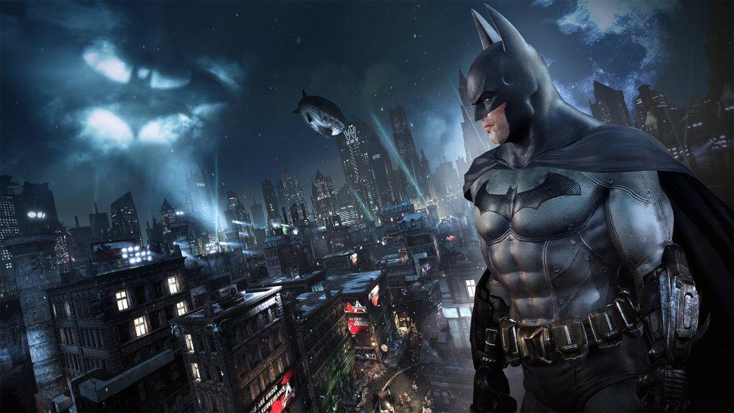 Сравнение графики Batman: Return to Arkham с оригинальными играми   Канобу