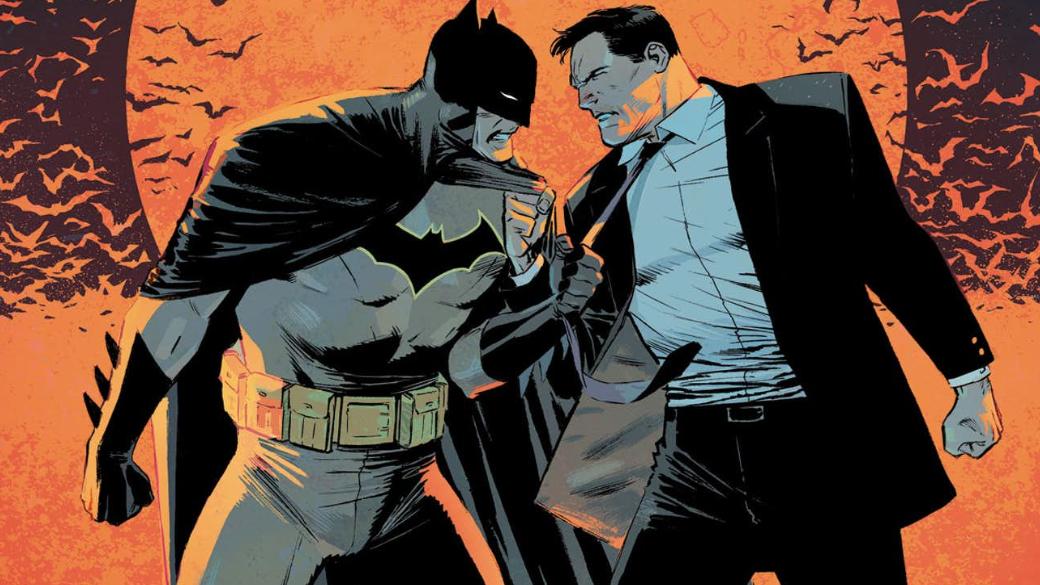 Год возвращения супертрусов— теперь уБэтмена сноваклассическийкостюм | Канобу - Изображение 3106
