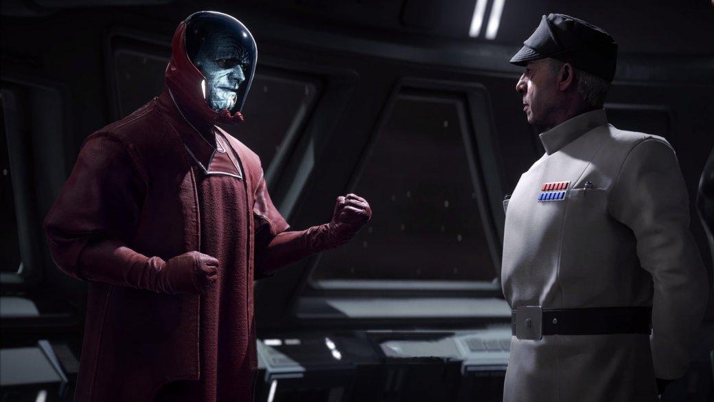 Осюжете Star Wars Battlefront IIиважных героях, которых показали вигре | Канобу - Изображение 9719