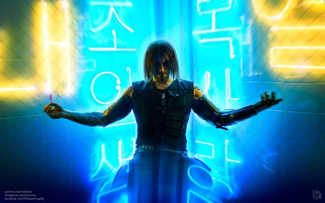 Захватывающий дух косплей персонажа Киану Ривза изCyberpunk 2077 | Канобу - Изображение 4