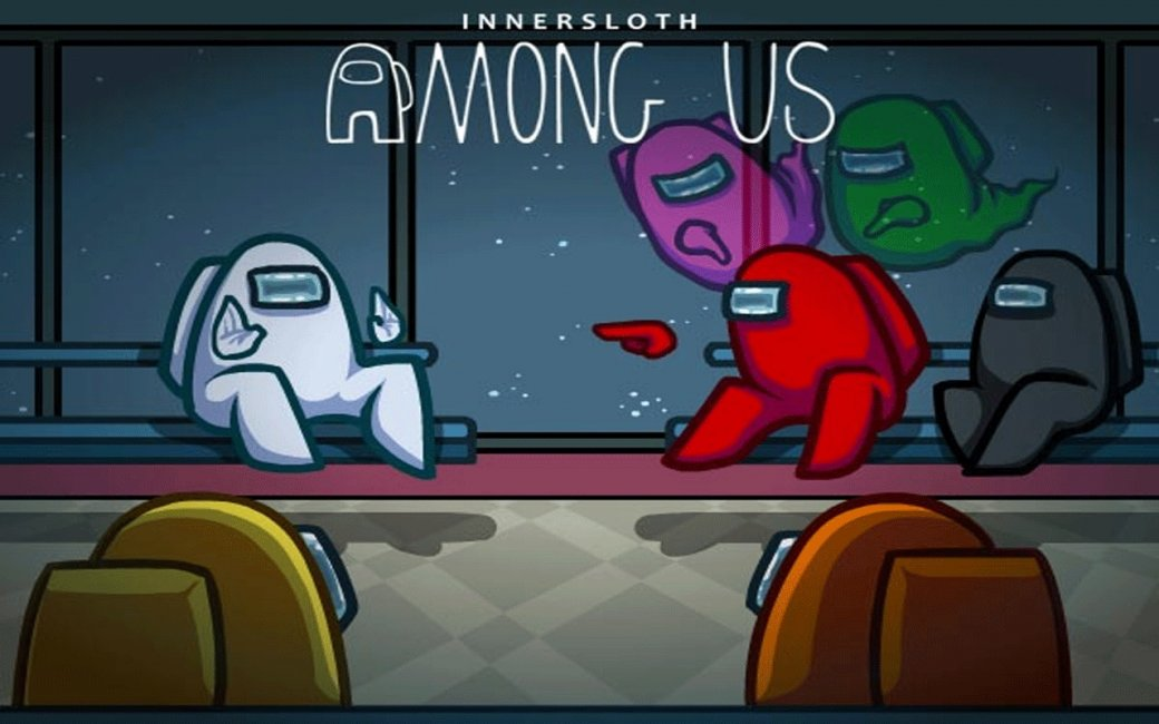 ВAmong Usизменится механика игры запризраков   Канобу - Изображение 2105