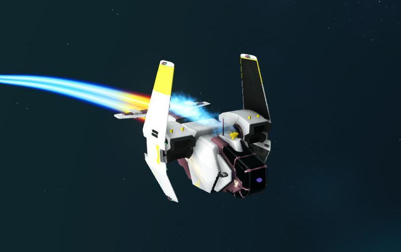 Игрок NMS собирается вернуть свой корабль за 200 миллионов юнитов. Сейчас у него «космическая утка» | Канобу - Изображение 12305
