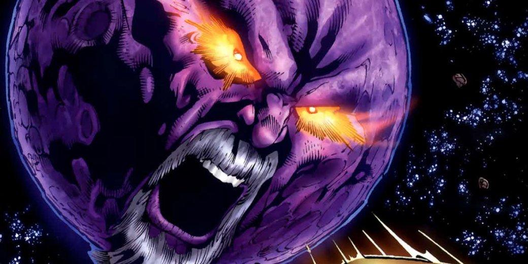 Почему планета Эго в «Стражах 2» выглядит как Курт Рассел? | Канобу - Изображение 11675