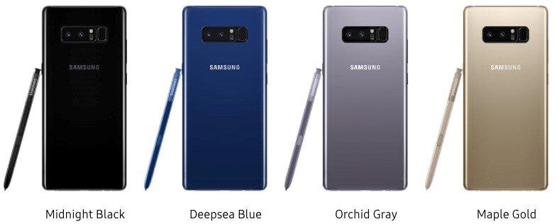 Обзор Samsung Galaxy Note8: потрясающий, нонедля всех. - Изображение 7
