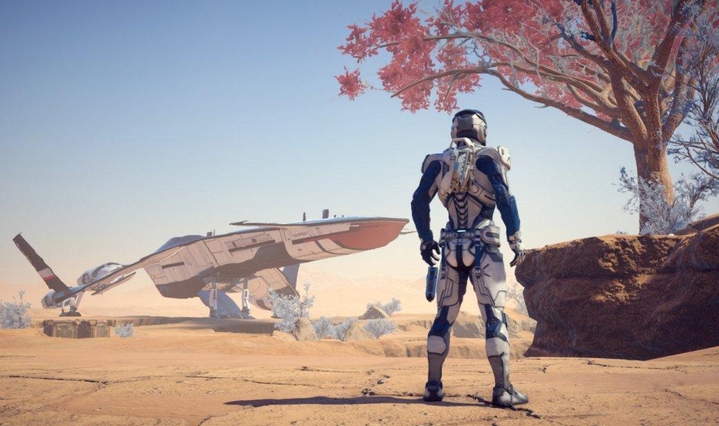 30 главных игр года. Mass Effect: Andromeda— галактическое разочарование. - Изображение 3