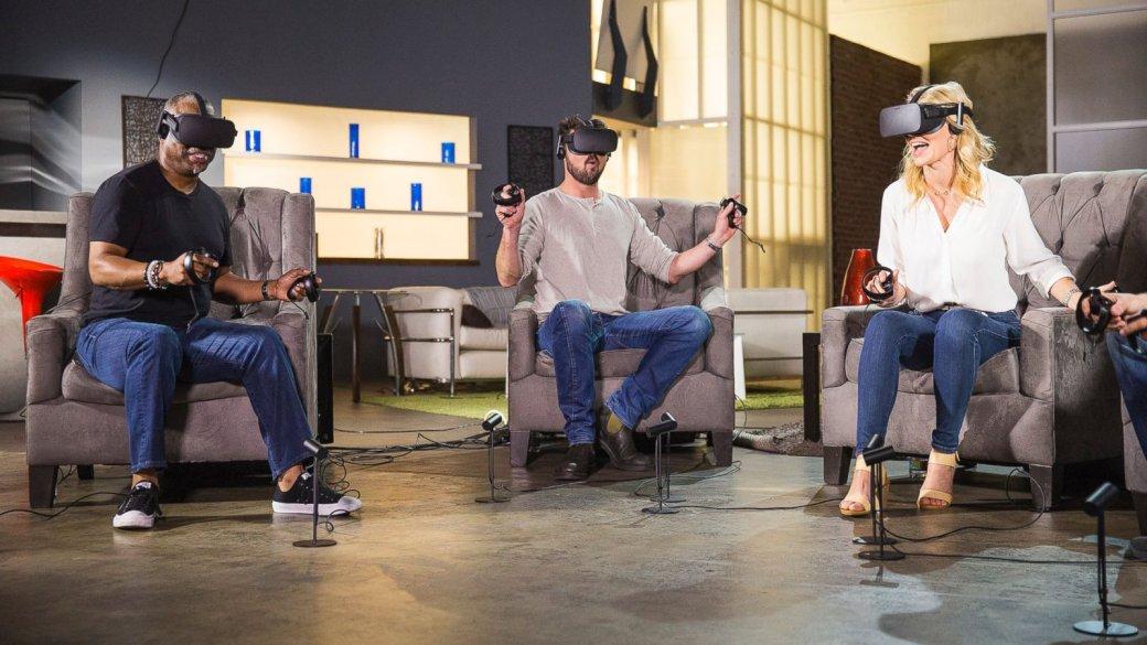 Актеры из разных Star Trek встретятся на одном мостике в VR-симуляторе | Канобу - Изображение 7824