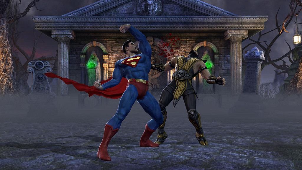Где можно сыграть за героев из Лиги справедливости?. - Изображение 4