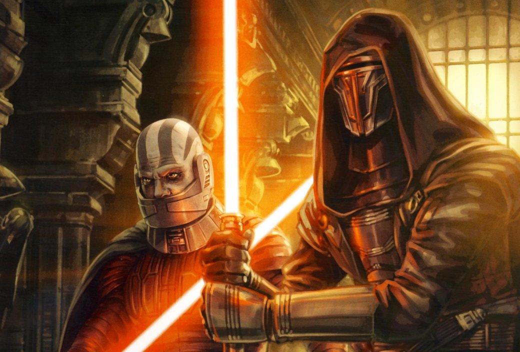 Сила в слове: истории из «Звездных войн», которые отменили   Канобу - Изображение 3273