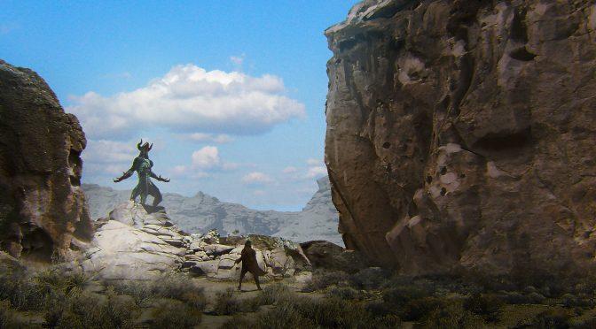 Начало мода Fallout 4: New Vegas. Такой красивой генерации персонажа выеще невидели! | Канобу - Изображение 1