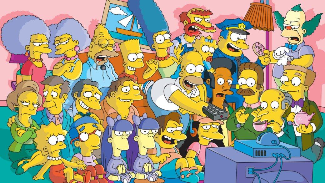 Это все было в«Симпсонах»? Расскажет наш тест! | Канобу