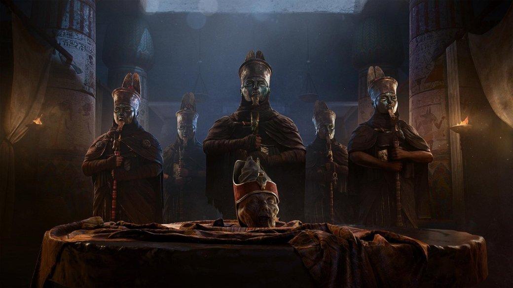 Мифы Древнего Египта вAssassin's Creed: Origins   Канобу - Изображение 1705