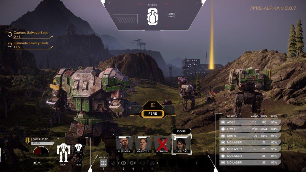 Превью BattleTech на E3 2017. Возрождение тактических игр? | Канобу - Изображение 3808