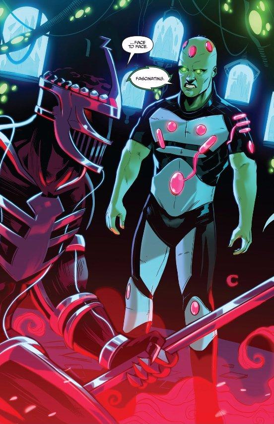 В комиксе Justice League/Power Rangers появился старый враг Супермена | Канобу - Изображение 870