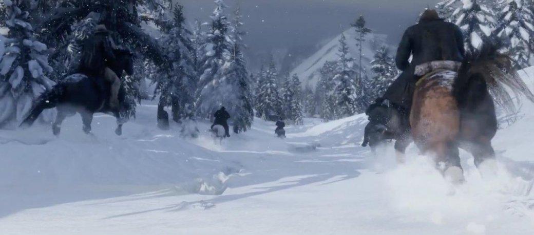 Разбор трейлера Red Dead Redemption2. Все, что вымогли пропустить | Канобу - Изображение 6266