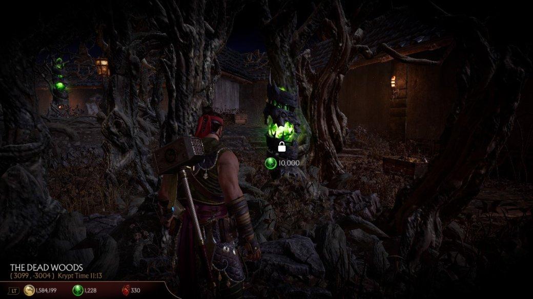 Mortal Kombat 11 после 140 часов игры— мнение Александра Трофимова | Канобу - Изображение 11097