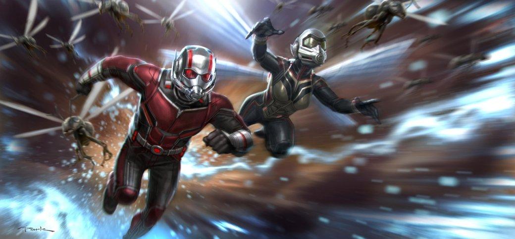 «Человек-муравей иОса»— легкий отдых для киновселенной Marvel. Мнение спресс-показа. - Изображение 1