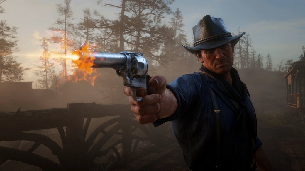Гайд. Лучшее и уникальное оружие в Red Dead Redemption 2 — и где его найти | Канобу - Изображение 273