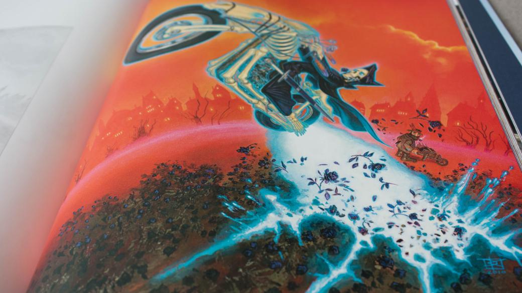Обзор артбука «Плоский мир Терри Пратчетта. Имаджинариум». Стоитли читать? | Канобу
