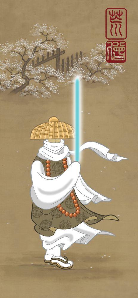 Star Wars на древнеяпонский лад | Канобу - Изображение 0