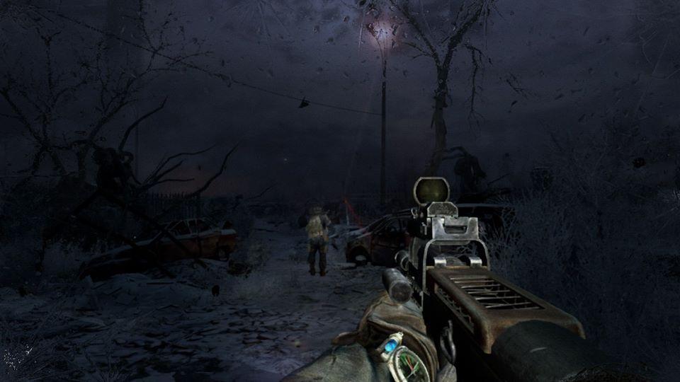 Как Metro 2033 иMetro: Last Light выглядят иработают наNintendo Switch | Канобу - Изображение 1057