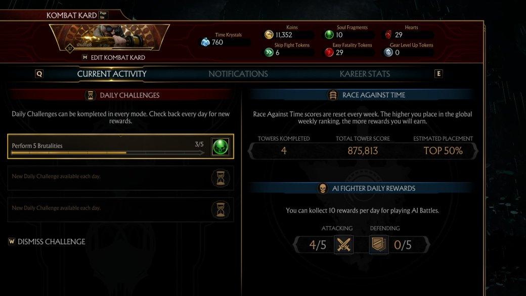 Mortal Kombat 11 после 140 часов игры— мнение Александра Трофимова | Канобу - Изображение 11096