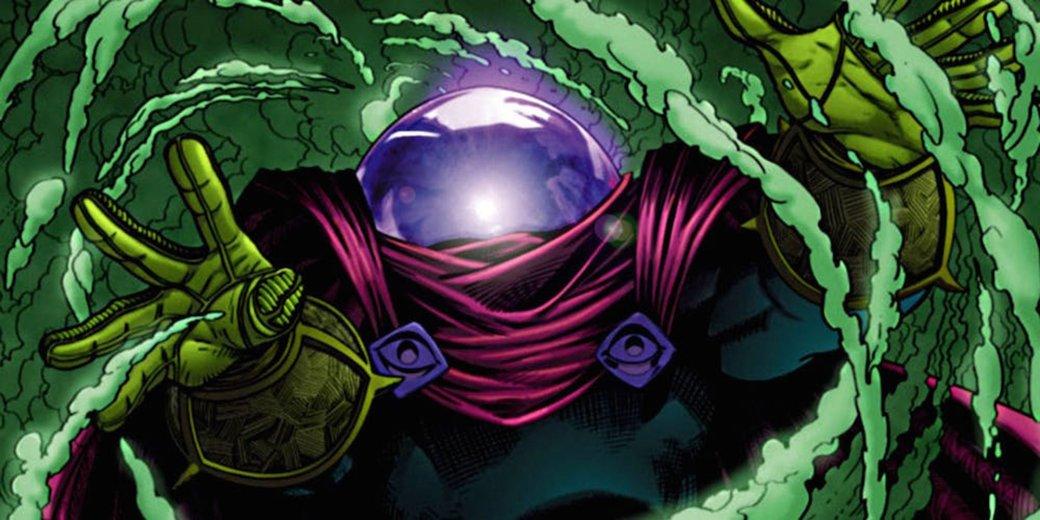 Где аквариум, Marvel?! Первый арт Мистерио из фильма «Человек-паук: вдали от дома» | Канобу - Изображение 1