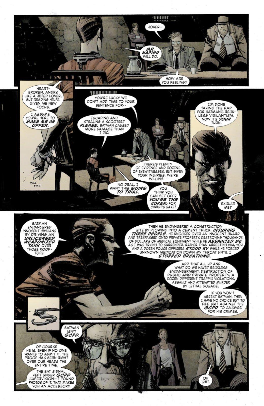 Открытия 2017— комиксы: Star-Lord, Infamous Iron Man, Batman: The White Knight. - Изображение 10