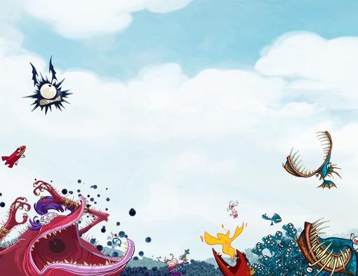 Рецензия на Rayman Origins | Канобу - Изображение 1