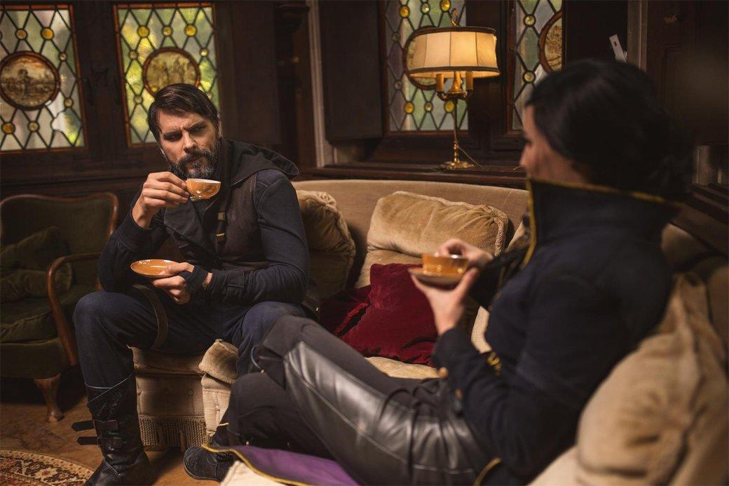 Косплей дня: Корво Аттано и Эмили Колдуин из Dishonored 2   Канобу - Изображение 3514