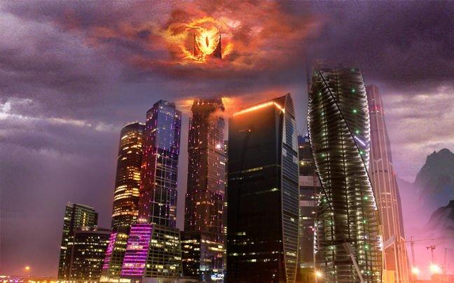 Установка ока Саурона — лучшее, что могло произойти с Москвой | Канобу - Изображение 4