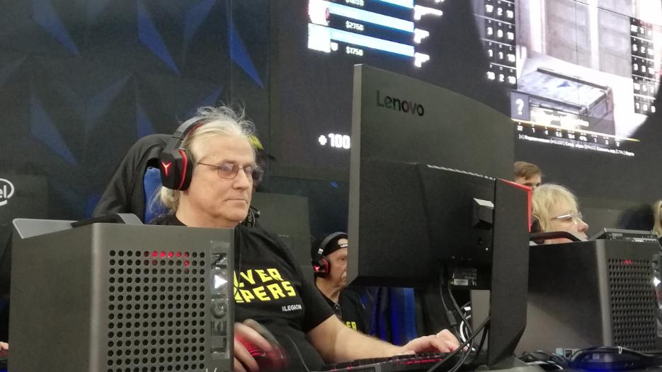 Российские пенсионеры обыграли шведских ровесников вматче поCS:GOнаИгромире | Канобу - Изображение 4496