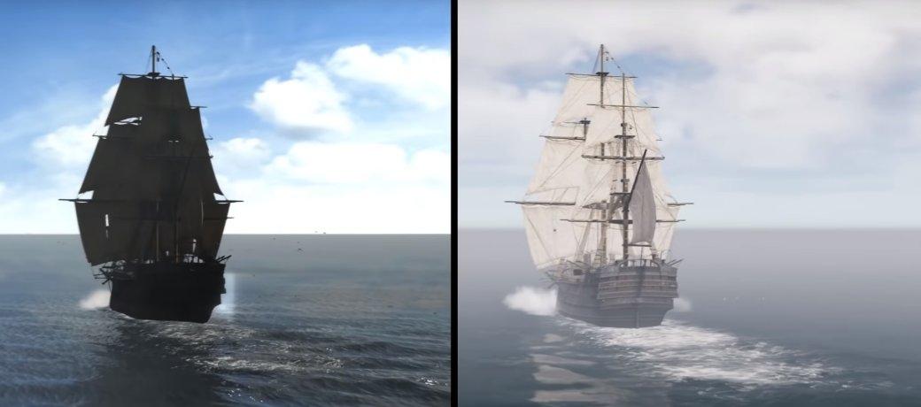 Правдали, что ремастер Assassin's Creed 3 выглядит хуже оригинала? Ида, инет | Канобу - Изображение 2