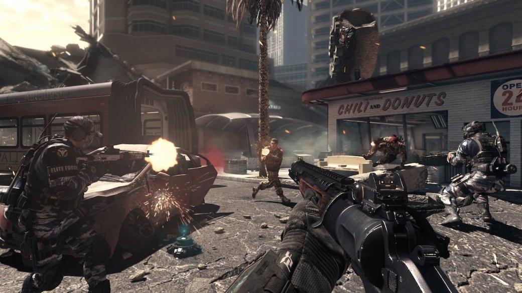 Call of Duty: Ghosts вновь возглавила чарты продаж Великобритании  | Канобу - Изображение 5492