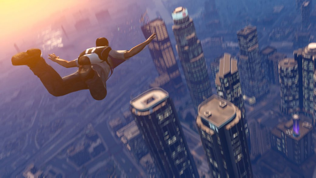 Гифка дня: успешный старт с грузовиков в Grand Theft Auto 5. - Изображение 1