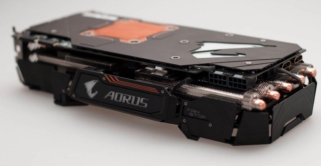 Обзор видеокарты Aorus GTX 1080 Xtreme Edition 8G | Канобу - Изображение 2772