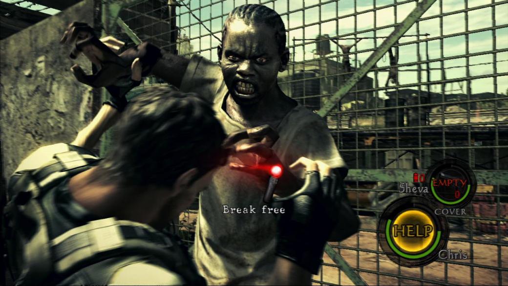 Рецензия на Resident Evil 5