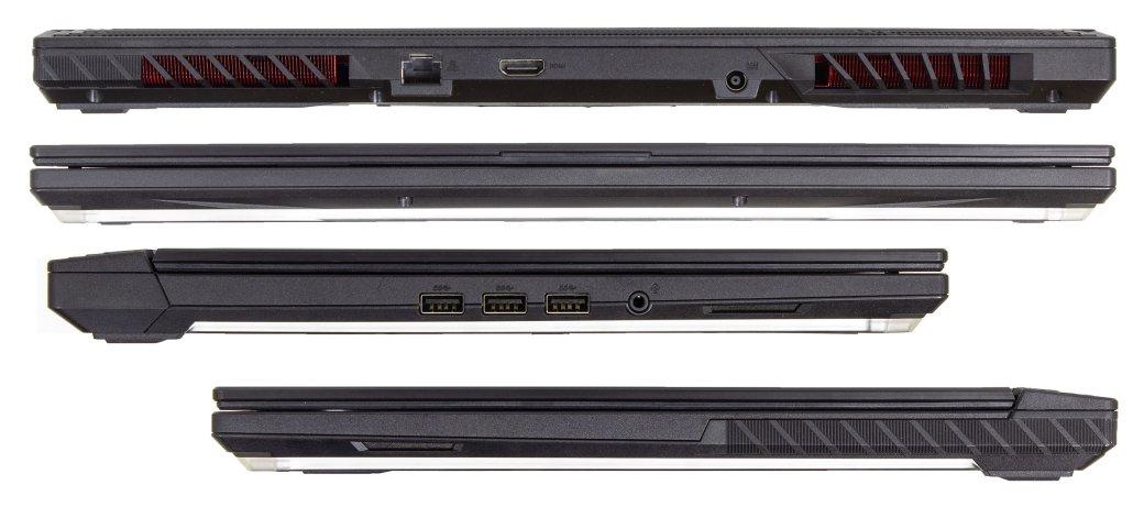 Практичный исбалансированный: ноутбук ASUS ROG Strix G | Канобу - Изображение 3757