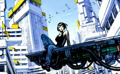 Комиксы: Mirror's Edge | Канобу