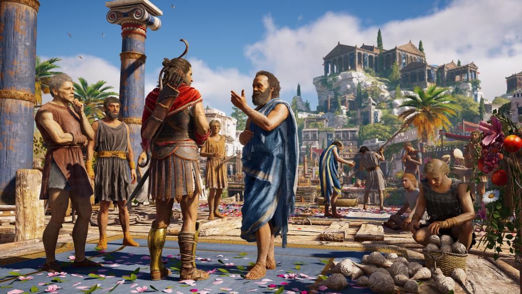 Assassin's Creed: Odyssey (2018, экшен, RPG, PC, PS4, Xbox One) - обзоры главных и лучших игр 2018 | Канобу - Изображение 4