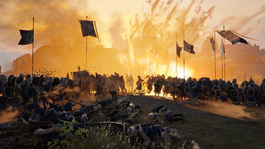Сегодня в Conqueror's Blade стартует второй этап тестирования режима «Осады»   Канобу - Изображение 5825