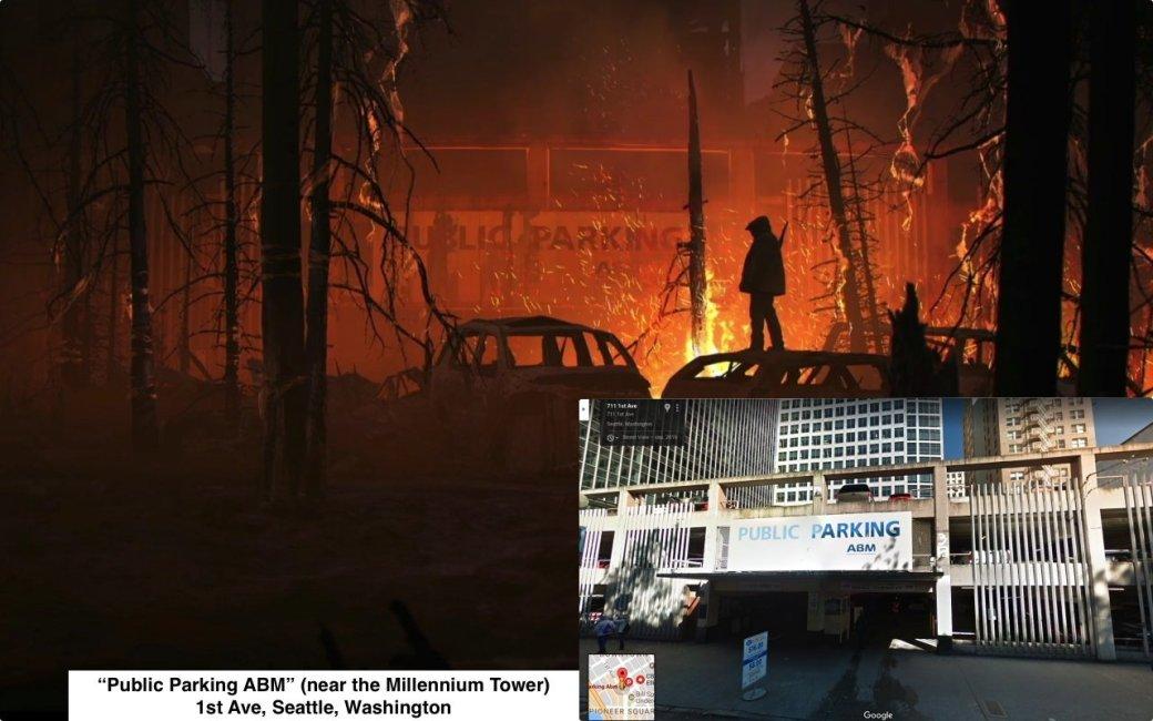 Где пройдут события The Last ofUs: Part2? Интерактивная карта серии | Канобу - Изображение 2